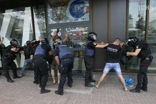 """Противники """"Маршу Рівності"""" приготували проти поліції сльозогінний газ та вибухопакети - Крищенко"""