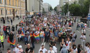 Центром Києва поновлено рух транспорту