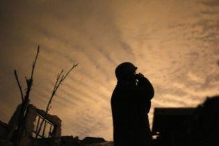 Боевики били по украинским позициям преимущественно в темное время суток. Ситуация на Донбассе
