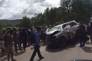 В ДТП серьезно пострадал принц Камбоджи, его жена погибла