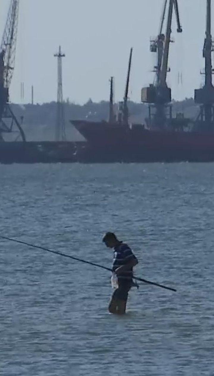 В Азовському морі оголосили військові навчання, аби не втратити частину акваторії