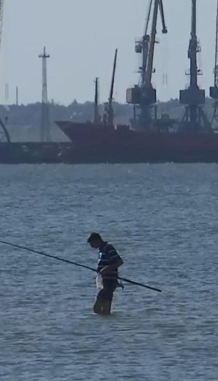 В Азовском море объявили военные учения, чтобы не потерять часть акватории