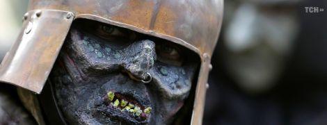 """Орки, варги, гноми, ельфи, люди: у Чехії відтворили епічну """"Битву п'яти воїнств"""" з повісті Толкіна"""