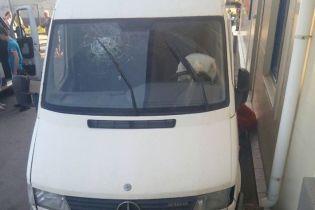 ДТП в Харькове: микроавтобус насмерть сбил семилетнюю девочку
