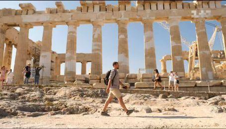 Мій путівник. Греція - Акрополь та античний стадіон в Афінах