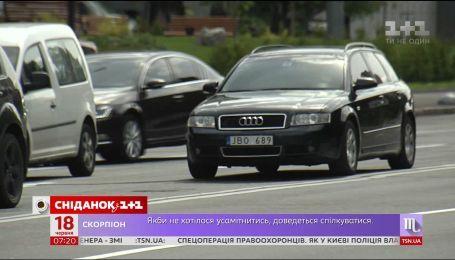 Як в Україні планують легалізовувати автомобілі на єврономерах