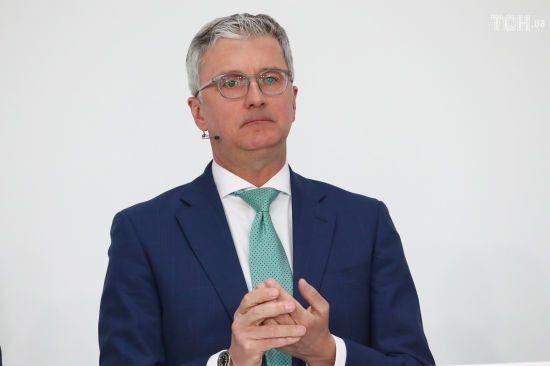 """""""Дизельгейт"""" у Німеччині: правоохоронці затримали директора Audi"""