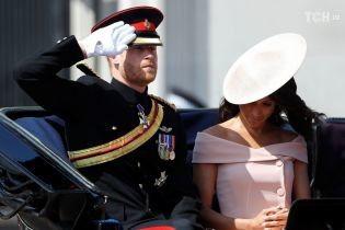 Обещай, что никогда не поднимешь руку на дочь: отец Меган рассказал, о чем говорил с принцем Гарри