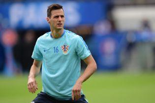 Форварда сборной Хорватии исключили из команды из-за отказа выходить на замену - СМИ