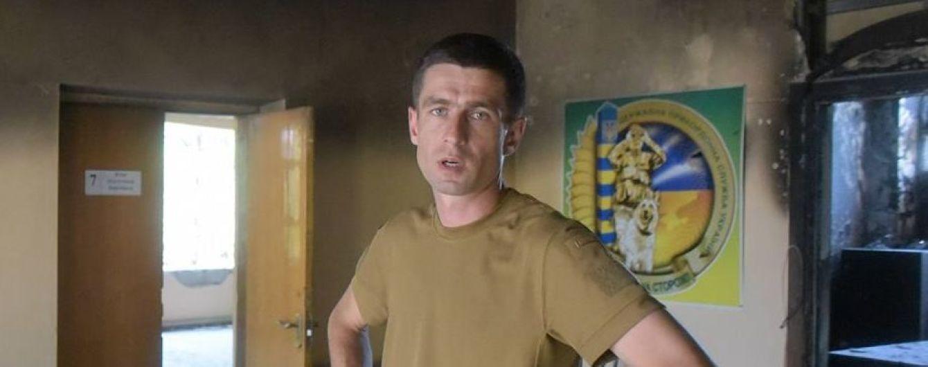 Зламана щелепа, забої, струс мозку: у Маріуполі побили прикордонників у кав'ярні