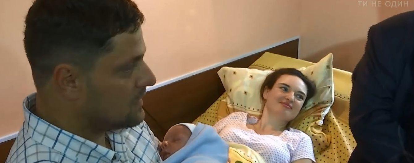 В Україні вперше видали електронне свідоцтво про народження