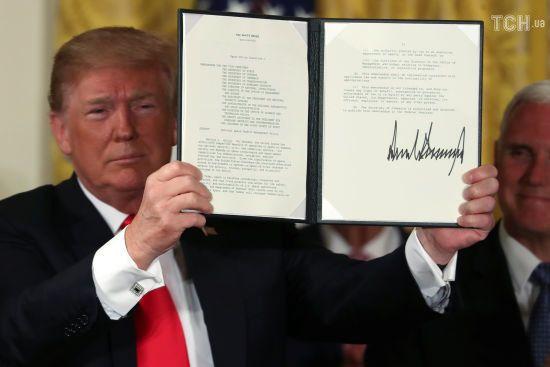 """Трамп підписав наказ про створення """"космічних сил"""" США"""