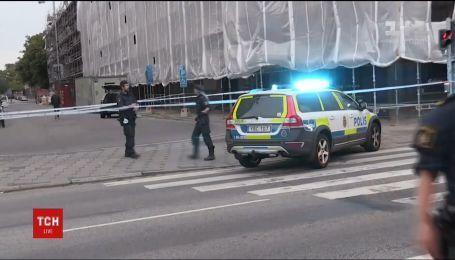 В Швеции произошла перестрелка прямо перед полицейским участком