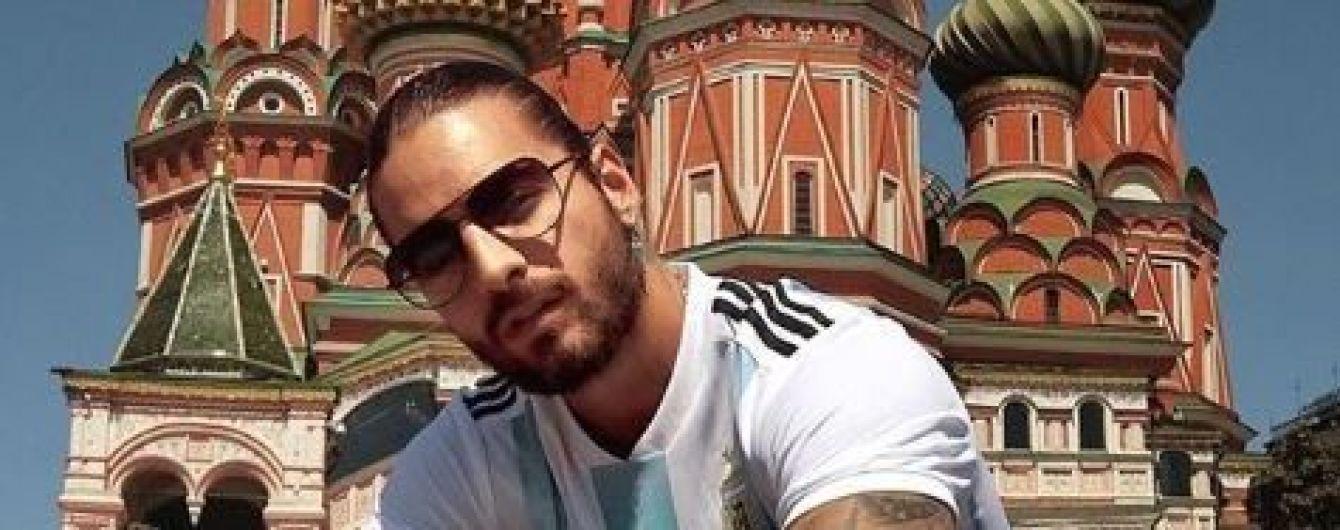 У Москві пограбували відомого колумбійського репера