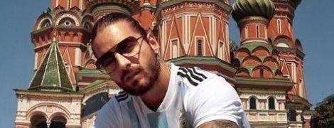 В Москве ограбили известного колумбийского рэпера