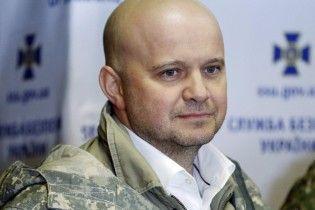 Тандит уволился из СБУ