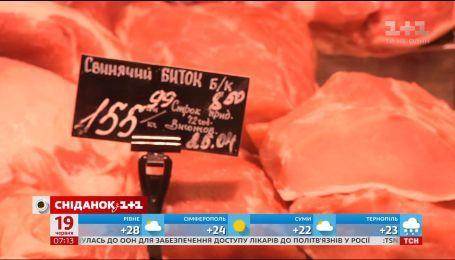 На початку літа вартість всіх видів м'яса знизилася - економічні новини