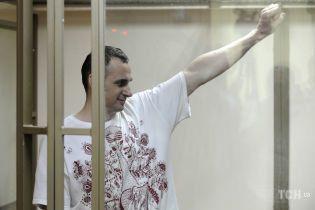 """Сенцов закликав Кольченка """"не паритися"""" і їсти за двох"""