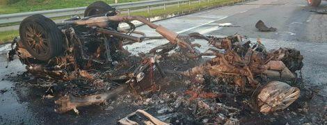 На Полтавщині у моторошній ДТП загинув харківський бізнесмен