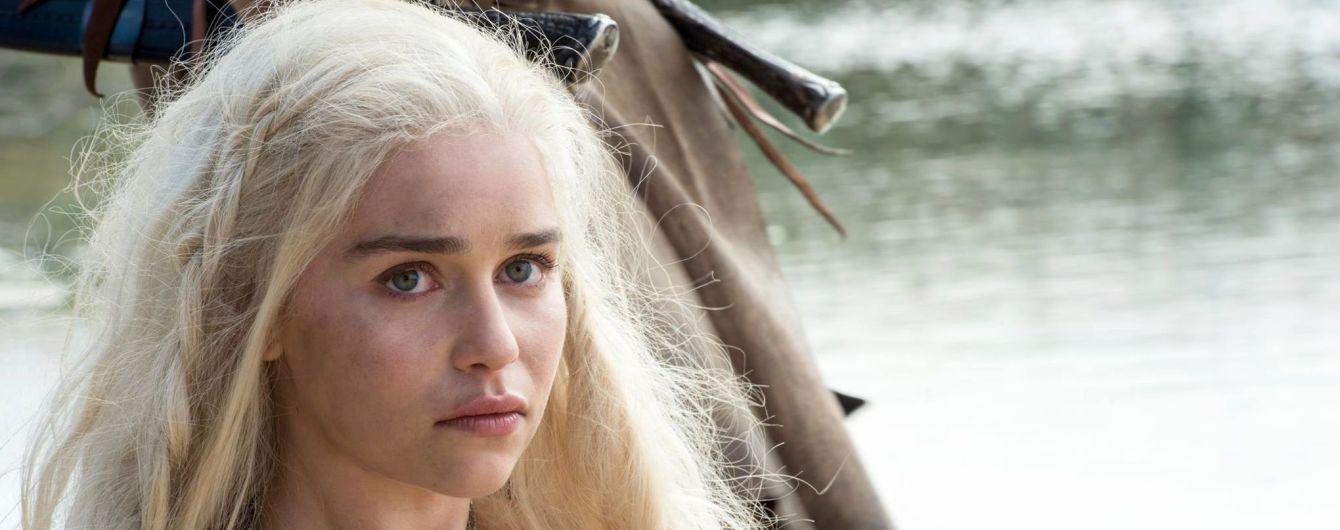 """""""Мати драконів"""" Емілія Кларк розпрощалася з серіалом """"Гра престолів"""""""
