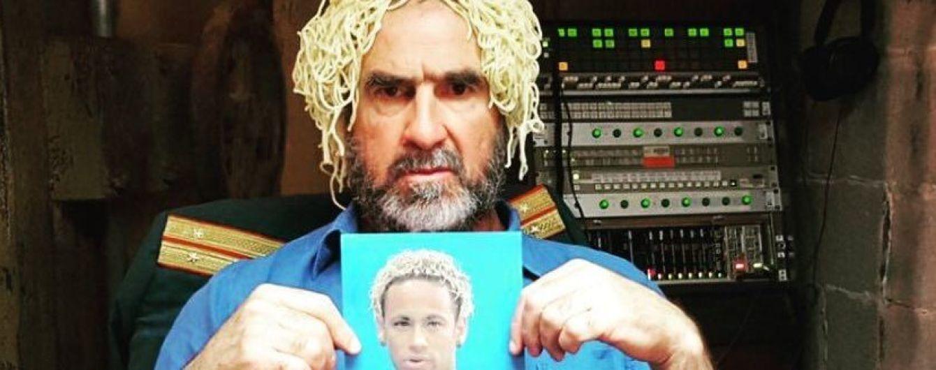 """З локшиною на голові: легенда """"Манчестер Юнайтед"""" потролив Неймара через його зачіску на ЧС-2018"""