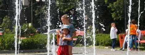 Середа буде спекотною та без опадів. Прогноз погоди на 20 червня
