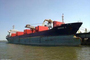 ФСБ Росії затримала турецьке судно в 27 км від Бердянської коси - ЗМІ