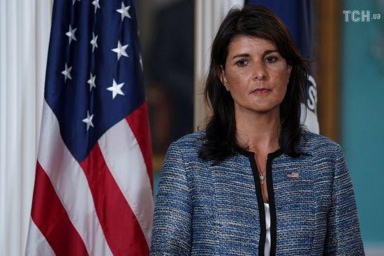 """США заявили про вихід з Ради ООН з прав людини, назвавши її """"лицемірним органом"""""""