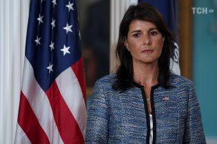 """США заявили о выходе из Совета ООН по правам человека, назвав его """"лицемерным органом"""""""