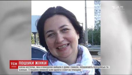 У столиці розшукують 37-річну Олену Нестерук, яка в понеділок пішла з дому