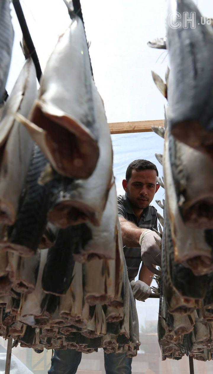 Українці почали їсти більше риби, тож зросло її постачання з-за кордону