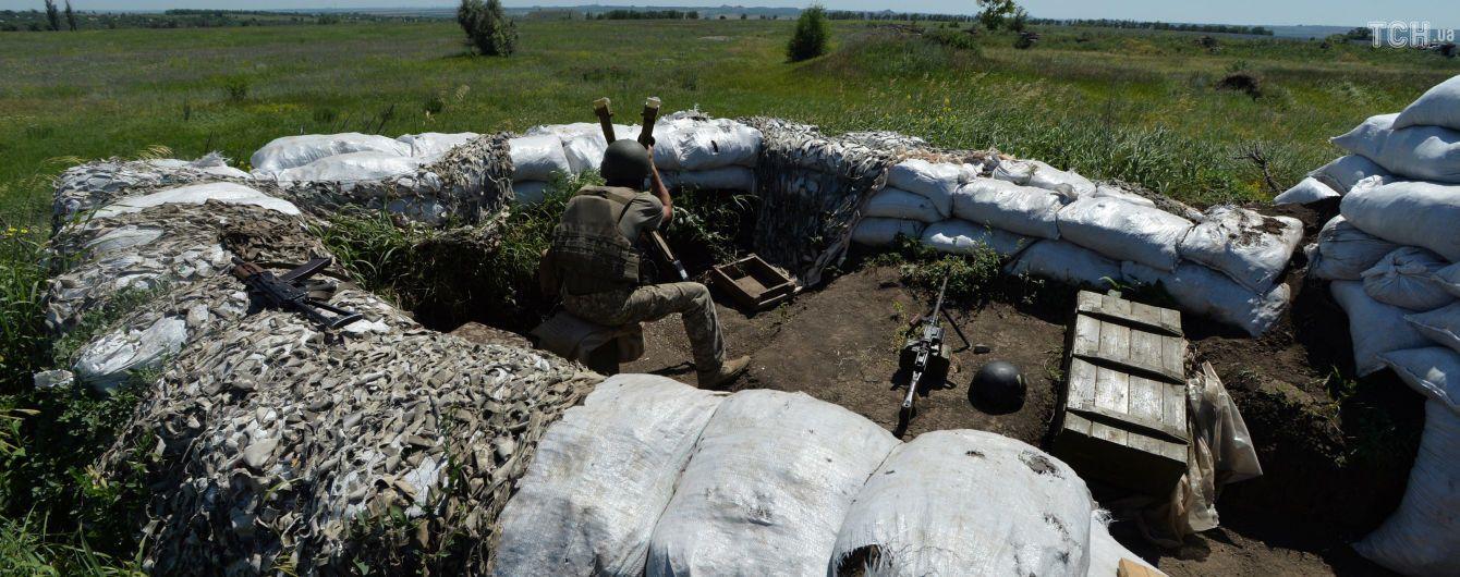 Двое украинцев получили ранения в зоне боевых действий. На Луганщине боевики захватили дом
