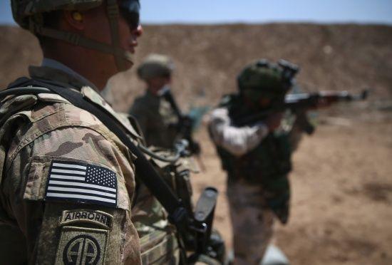 Трамп планує виведення військ з Сирії навіть після відставки глави Пентагону