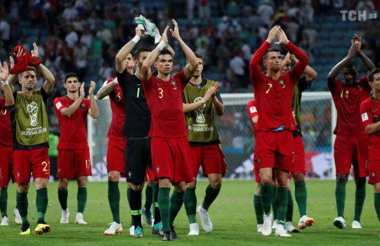 Букмекери назвали фаворитів у матчах Португалія - Марокко та Іран - Іспанія