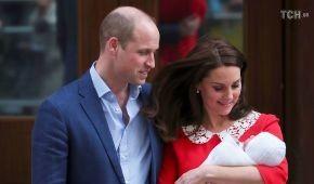 Принц Вільям та Кейт Міддлтон повідомили подробиці хрестин принца Луї