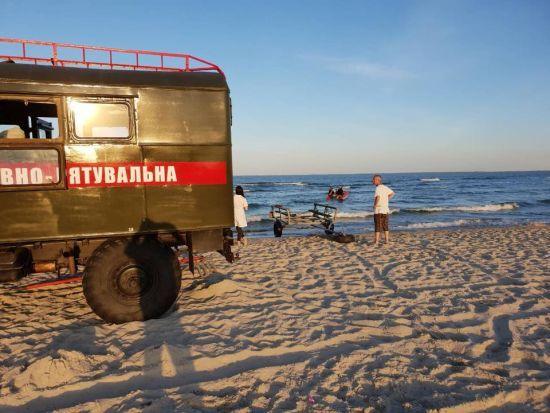 На Одещині знайшли тіло 11-річного хлопчика, якого змило хвилею в Чорне море