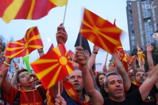 Російський бізнесмен заплатив 300 тис. євро за протести в Македонії - ЗМІ