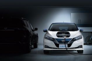 Nissan тестирует новый Leaf с мощной быстрозарядной батареей