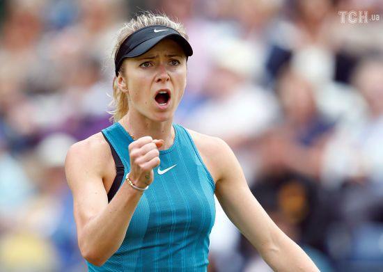 Світоліна легко розібралася із суперницею і вперше вийшла до 1/4 фіналу турніру в Бірмінгемі