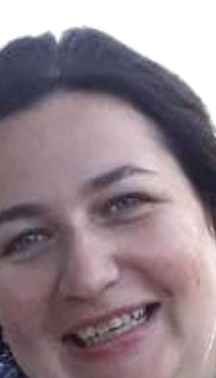 Поиски пропавшей в понедельник Елены Нестерук продолжаются в Киеве