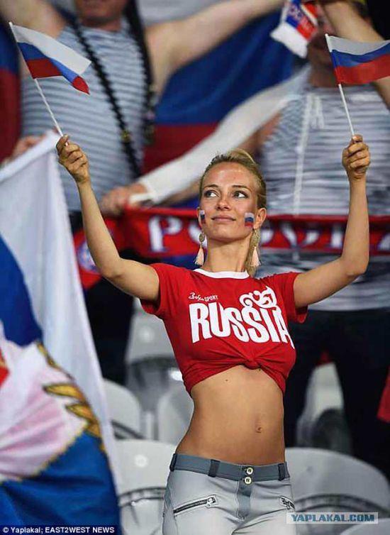 Росіяни пересварилися через своїх жінок, які хочуть займатися сексом з іноземними вболівальниками