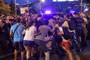 В Румынии прошли массовые антиправительственные протесты