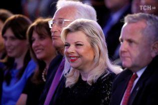 Сотня тысяч долларов на еду: в Израиле жену премьера обвиняют в растрате государственных средств