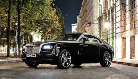 Свекровь начальницы таможенного пункта стала обладательницей элитного Rolls-Royce