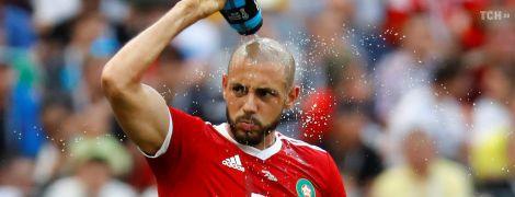 Це чемпіонат світу, а не цирк: футболіст збірної Марокко шокований від дії арбітра на ЧС-2018