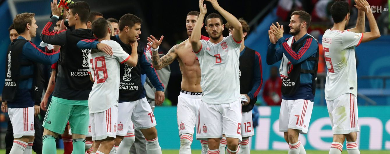 Обновленный рекорд Испании, мощное начало Уругвая и прерванная суперсерия Ирана - невероятные достижения ЧМ-2018
