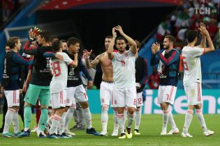 Оновлений рекорд Іспанії, потужний початок Уругваю та перервана суперсерія Ірану - неймовірні досягнення ЧС-2018