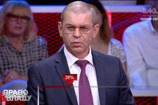 Пашинский: закон о нацбезопасности - шаг к интеграции системы безопасности мира и сопротивлению РФ