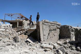США призвали РФ сдержать наступ войск Асада в Сирии
