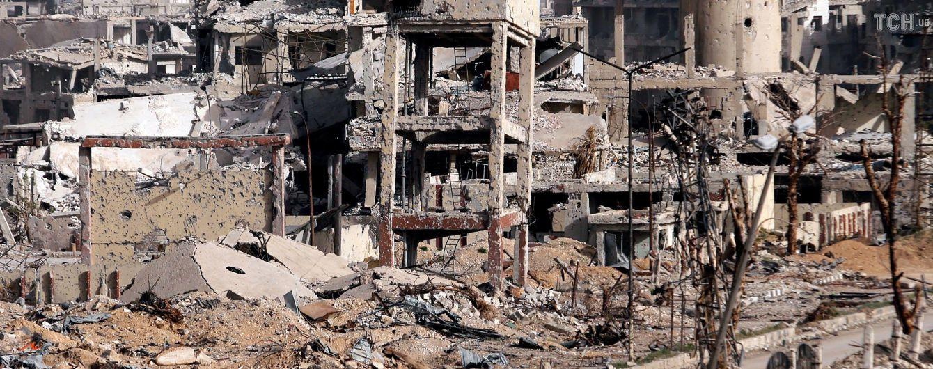 Сирийская армия начала новое масштабное наступление на повстанцев: десятки погибших, тысячи беженцев